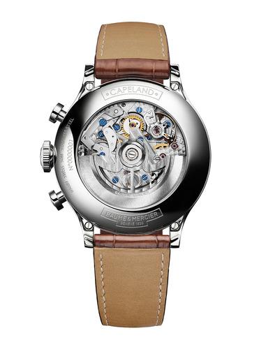 Фото швейцарских часов Мужские швейцарские наручные часы Baume&Mercier Capeland MOA10068
