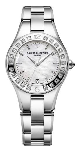 Фото швейцарских часов Женские швейцарские наручные часы Baume&Mercier Linea MOA10072