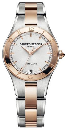 Женские швейцарские наручные часы Baume&Mercier Linea MOA10073