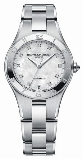 Фото швейцарских часов Женские швейцарские наручные часы Baume&Mercier Linea MOA10074