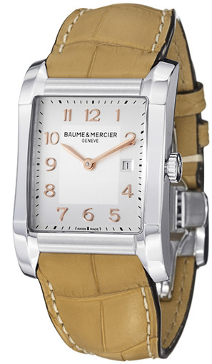 Фото швейцарских часов Женские швейцарские наручные часы Baume&Mercier Hampton MOA10081