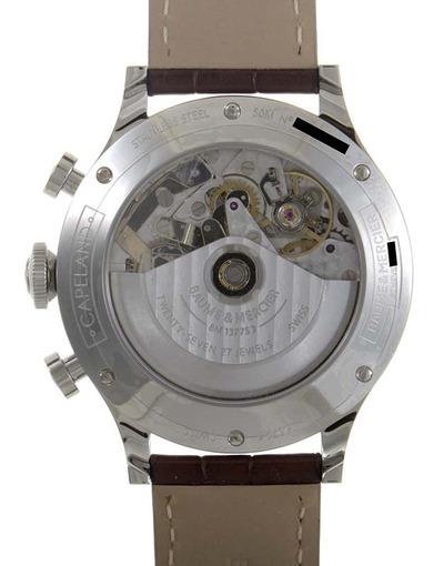 Фото швейцарских часов Мужские швейцарские наручные часы Baume&Mercier Capeland MOA10082