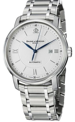 Фото швейцарских часов Мужские швейцарские наручные часы Baume&Mercier Classima Executives MOA10085