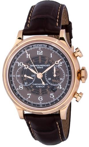 Фото швейцарских часов Мужские швейцарские наручные часы Baume&Mercier Capeland MOA10087