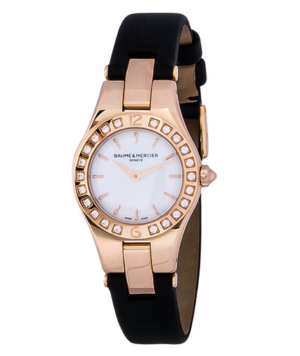 Фото швейцарских часов Женские швейцарские наручные часы Baume&Mercier Linea MOA10091