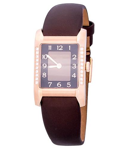 Фото швейцарских часов Женские швейцарские наручные часы Baume&Mercier Hampton Lady MOA10093