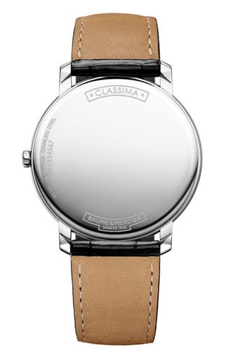 Фото швейцарских часов Мужские швейцарские наручные часы Baume&Mercier Classima Executives MOA10098