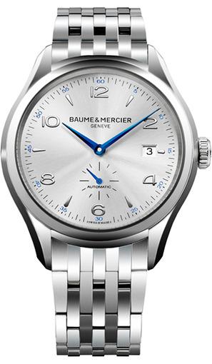 Фото швейцарских часов Мужские швейцарские наручные часы Baume&Mercier Clifton Small Seconds MOA10099