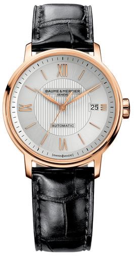 Фото швейцарских часов Женские швейцарские наручные часы Baume&Mercier Hampton Lady MOA10108