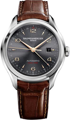 Фото швейцарских часов Мужские швейцарские наручные часы Baume&Mercier Clifton MOA10111