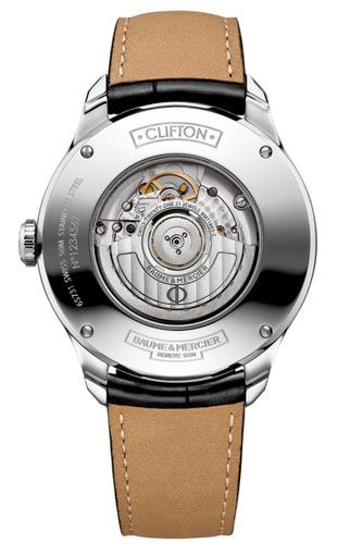 Фото швейцарских часов Мужские швейцарские наручные часы Baume&Mercier Clifton MOA10112
