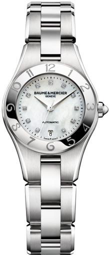 Фото швейцарских часов Женские швейцарские наручные часы Baume&Mercier Linea MOA10113
