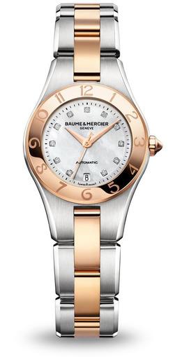 Фото швейцарских часов Женские швейцарские наручные часы Baume&Mercier Linea MOA10114