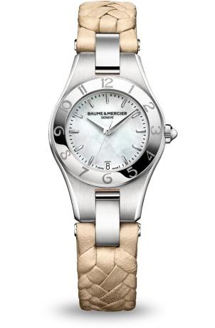 Фото швейцарских часов Женские швейцарские наручные часы Baume&Mercier Linea MOA10116