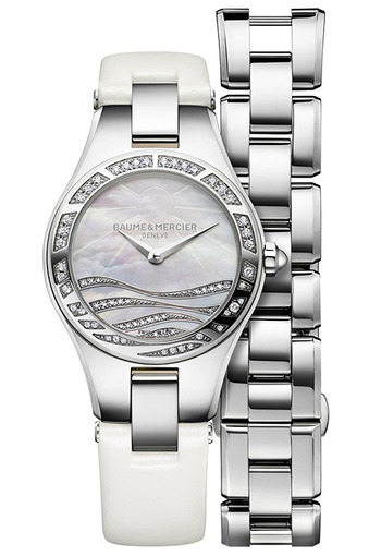 Фото швейцарских часов Женские швейцарские наручные часы Baume&Mercier Linea MOA10118