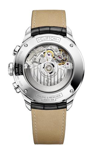 Фото швейцарских часов Мужские швейцарские наручные часы Baume&Mercier Clifton MOA10123