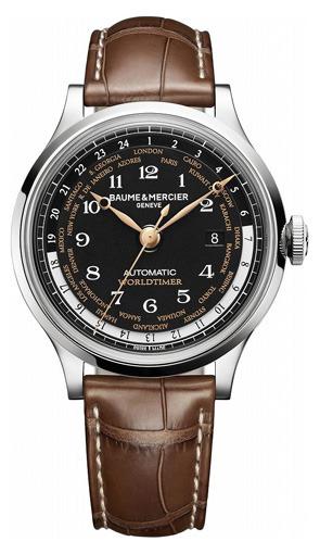Фото швейцарских часов Мужские швейцарские наручные часы Baume&Mercier Capeland MOA10134