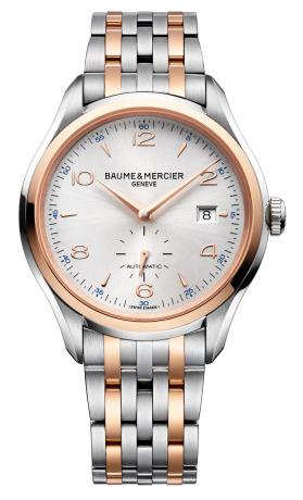 Фото швейцарских часов Мужские швейцарские наручные часы Baume&Mercier Clifton MOA10140