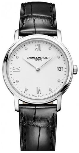 Фото швейцарских часов Женские швейцарские наручные часы Baume&Mercier Classima  MOA10146