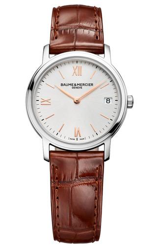Фото швейцарских часов Женские швейцарские наручные часы Baume&Mercier Classima  MOA10147