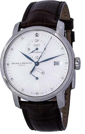 Фото швейцарских часов Мужские швейцарские наручные часы Baume&Mercier Classima Executives MOAO8693