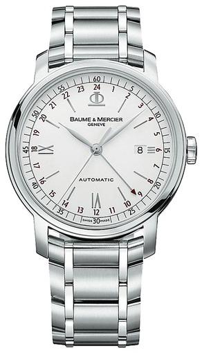Фото швейцарских часов Мужские швейцарские наручные часы Baume&Mercier Classima Automatic MOAO8734