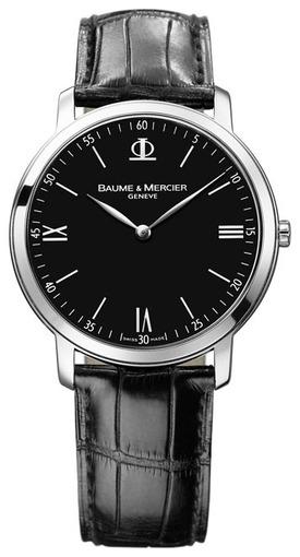 Фото швейцарских часов Мужские швейцарские наручные часы Baume&Mercier Classima Executives MOAO8850