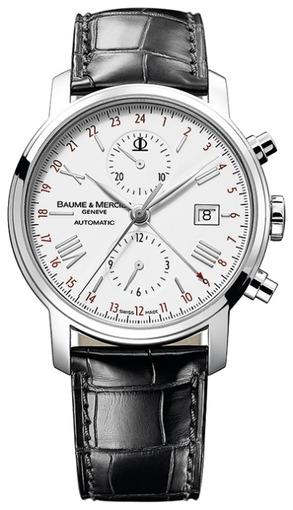 Фото швейцарских часов Мужские швейцарские наручные часы Baume&Mercier Classima Executives MOAO8851