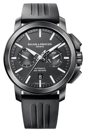 Фото швейцарских часов Мужские швейцарские наручные часы Baume&Mercier Classima Executives MOAO8853