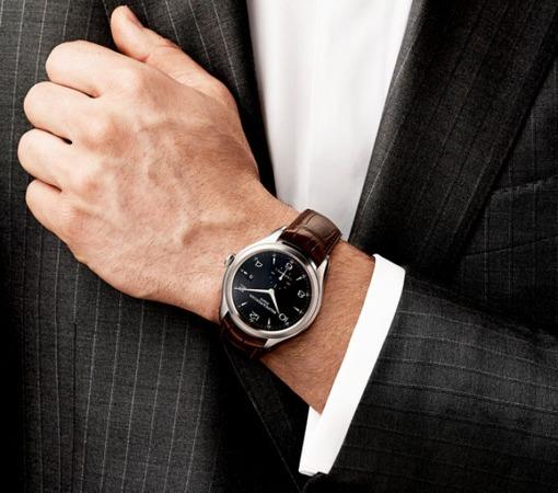 Фото швейцарских часов Мужские швейцарские наручные часы Baume&Mercier Clifton MOA10053