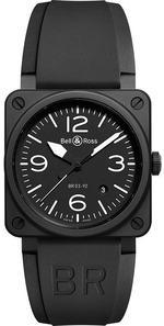 Bell&Ross BR0392-BL-CE