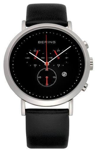 Фото датских часов Мужские датские наручные часы Bering Classic  10540-402