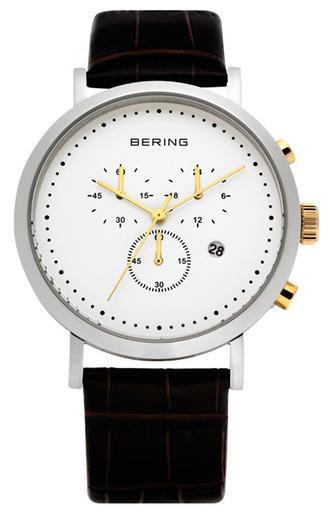 Фото датских часов Мужские датские наручные часы Bering Classic  10540-534