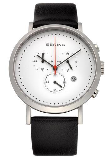 Фото датских часов Мужские датские наручные часы Bering Classic  10540-404