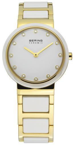 Фото датских часов Женские датские наручные часы Bering Ceramic 10725-751