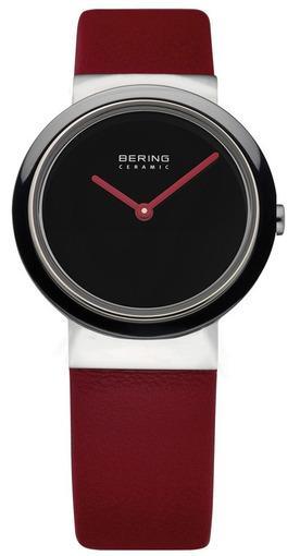 Фото датских часов Женские датские наручные часы Bering Ceramic 10729-642
