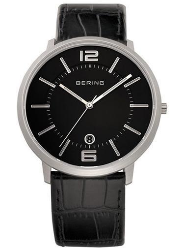 Фото датских часов Мужские датские наручные часы Bering Classic Round 11139-409