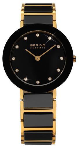 Фото датских часов Женские датские наручные часы Bering Ceramic 11429-741