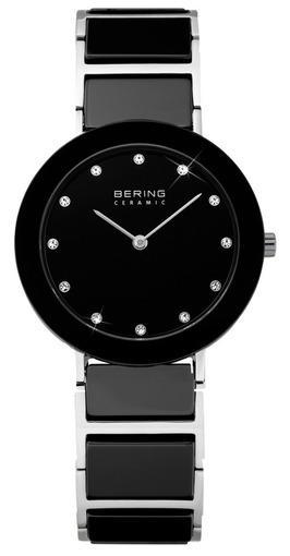 Фото датских часов Женские датские наручные часы Bering Ceramic 11429-742