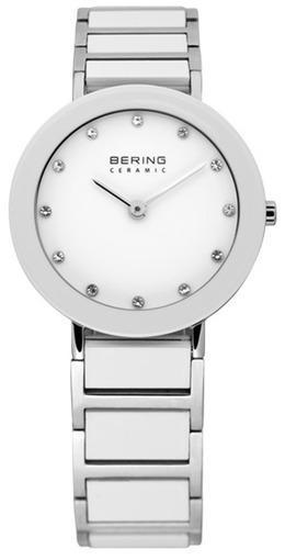 Фото датских часов Женские датские наручные часы Bering Ceramic 11429-754