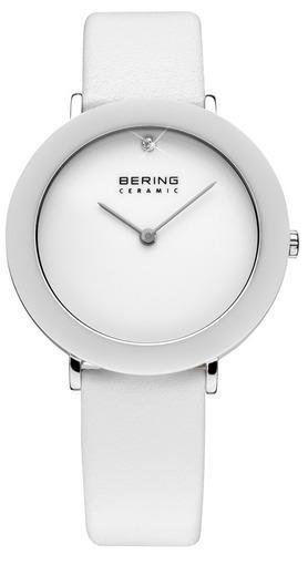 Женские датские наручные часы Bering Ceramic 11435-654