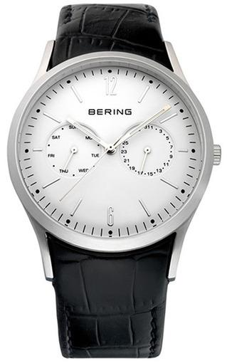 Мужские датские наручные часы Bering Classic  11839-404