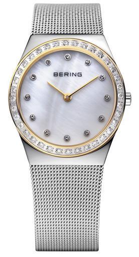 Фото датских часов Женские датские наручные часы Bering Classic  12430-010