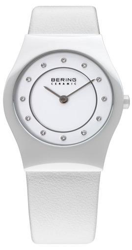Женские датские наручные часы Bering Ceramic 32030-659