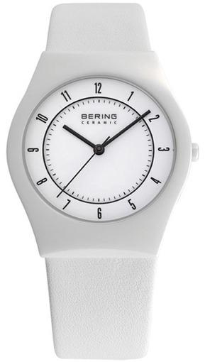 Фото датских часов Женские датские наручные часы Bering Ceramic 32035-654