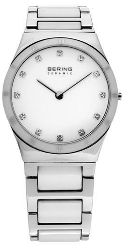 Фото датских часов Женские датские наручные часы Bering Ceramic 32230-764