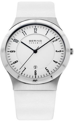 Фото датских часов Мужские датские наручные часы Bering Ceramic 32239-354