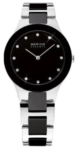 Фото датских часов Женские датские наручные часы Bering Ceramic 32327-742