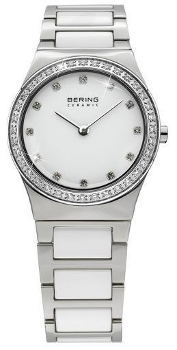 Фото датских часов Женские датские наручные часы Bering Ceramic 32430-754