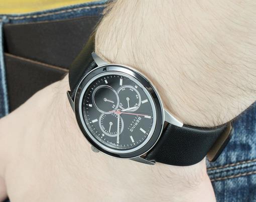 Фото датских часов Мужские датские наручные часы Bering Ceramic 33840-442